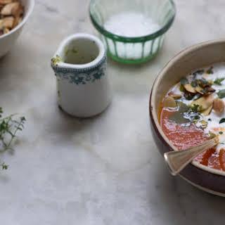 A Simple Tomato Soup.