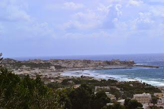 Photo: vista di Forio dai Giardini La Mortella