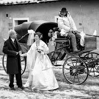 Sposa innevata, sposa fortunata di