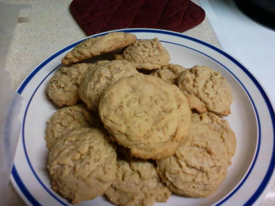 Oatmeal Cookies Test Kitchen Recipe