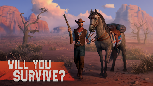 Westland Survival - Be a survivor in the Wild West apkpoly screenshots 1