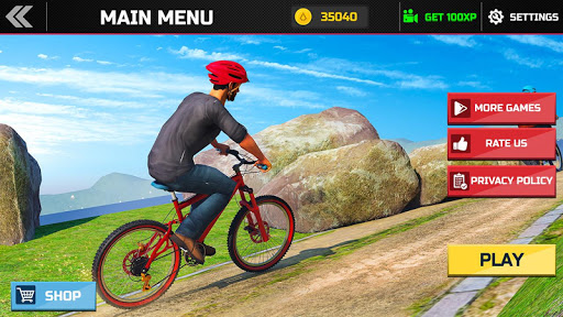 Offroad Bicycle BMX Riding 1.5 Screenshots 5