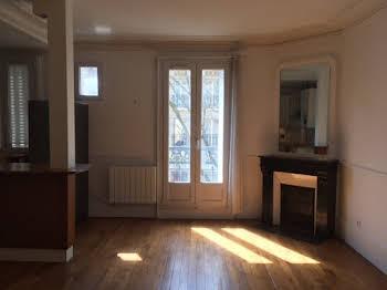 Appartement 2 pièces 51,48 m2