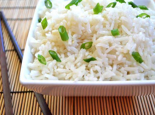 Awesome Coconut Milk Rice