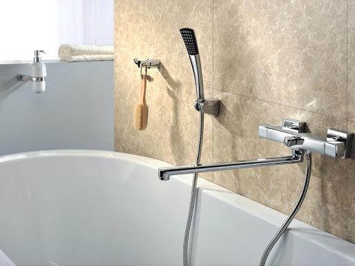 душова лійка з шлангом
