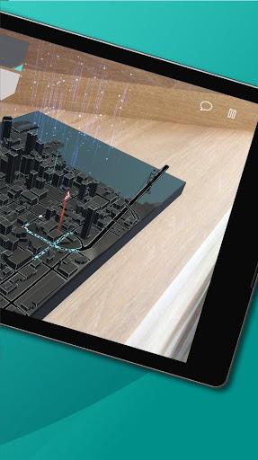 HERE AR City Model 1.1.24 screenshots 4