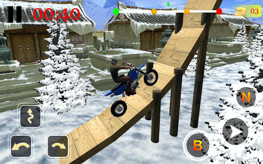 Extreme Bike Trail Stunt Master 1.0 screenshots 2