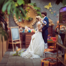Wedding photographer Yuka Ryzhova (Yuka). Photo of 31.07.2013