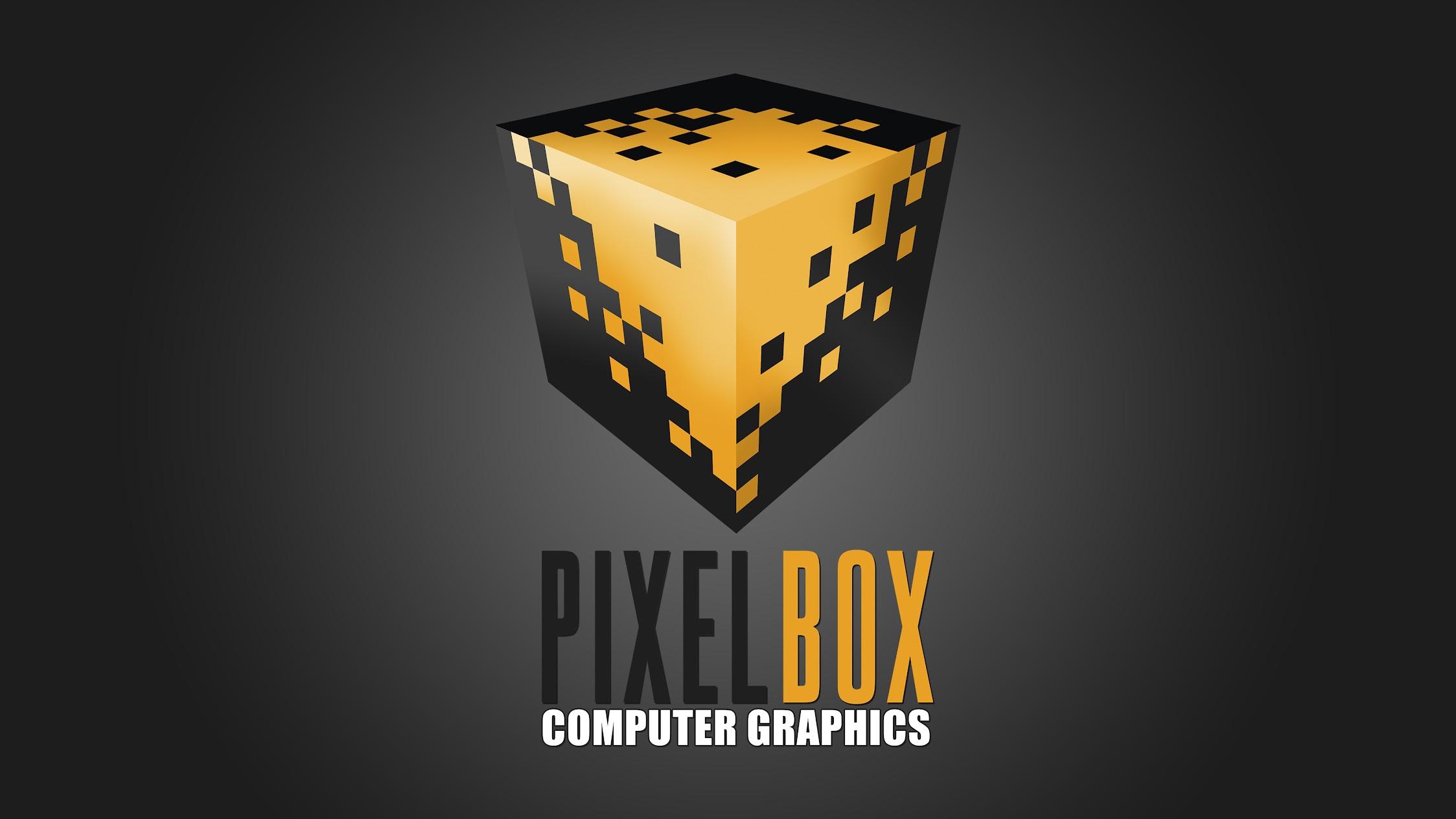 Pixel Box CG