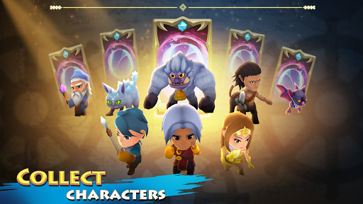 Code Triche Beast Quest Utimate Heroes APK MOD screenshots 2