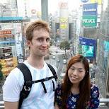 great FREE selfie spot at MAGNET Shibuya in Tokyo, Tokyo, Japan