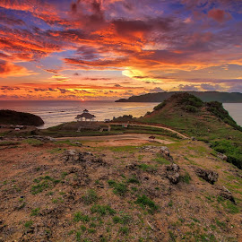 Lombok Landscape by Made Thee - Landscapes Beaches