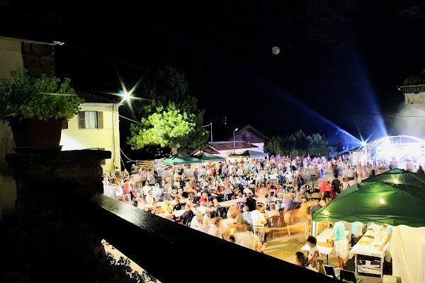 Loazzolo (AT)  in festa con luna piena di FZATOX