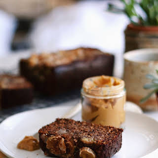 Grain Free Caramelized Banana Bread.