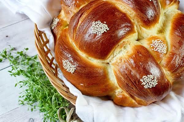 Abby's Challah Recipe