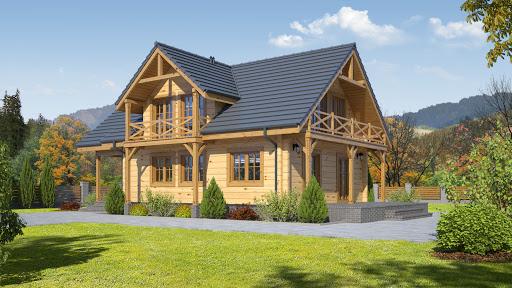 projekt domu Oleśnica dw