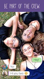 Hey Love Tim: High School Texting Story MOD (Unlimited Money) 2
