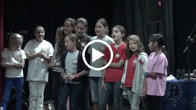 Video: Surprise pour Sensemaya par les élèves de Leïla Nazzal et Deborah Dollin