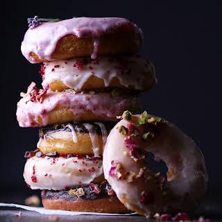 Honey Yeast Doughnuts.
