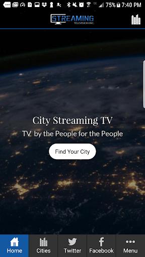 STV Network Channel Finder App screenshots 1