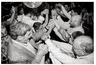 Photo: our friend Lindsay's wedding: photo by the excellent Dalke Studios, all credit to them, hire them!