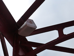 Photo: El pont encantat. Xavi Lloses, Pont de Ferro