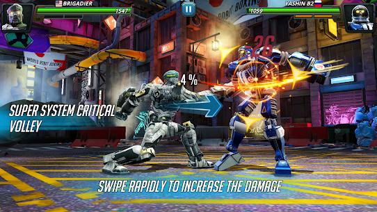 World Robot Boxing 2 Apk Mod Poder Infinito 7