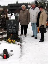 Photo: Totengedenken für alle verstorbenen Mitglieder