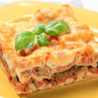 Copycat Olive Garden's Vegetable Lasagna