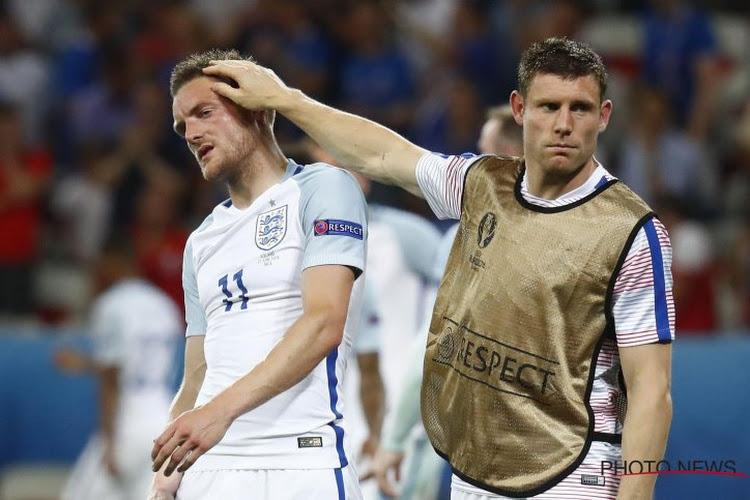 Milner en a fini avec les trois lions