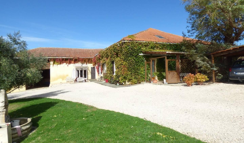 Maison L'Isle-en-Dodon