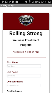 Rolling Strong- screenshot thumbnail