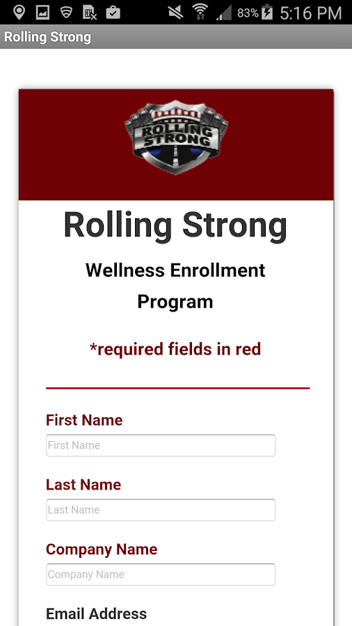 Rolling Strong- screenshot