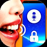 Voice Password For Unlocking Phone! icon