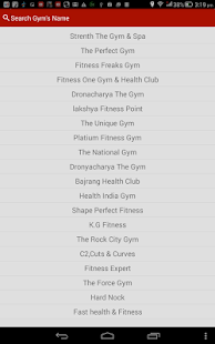 LabhLe - Find Your Fitness- screenshot thumbnail