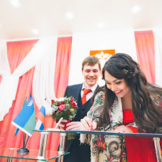 Wedding photographer Andrey Uvarov (AndreyUvarow). Photo of 13.01.2015