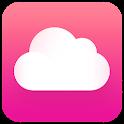 U+Box (cloud) icon