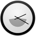 24h Analog Clock Widget icon