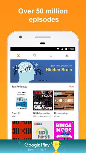 CastBox: Free Podcast Player, Radio & Audio Books 7.5.8-180107017 screenshots 1