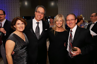Photo: Joann and Joe Ovnic & Cathy and Terry Williams enjoy their evening during the 2013 Imagine! Harvest Ball.