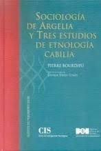 Las dos Argelias de Pierre Bourdieu