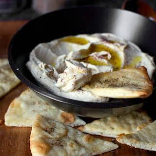 Ethereally Smooth Hummus.