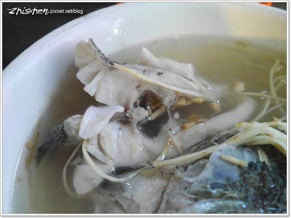 無名鱸魚湯.龍山寺老字號人氣早餐