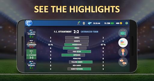 Catenaccio Football Manager screenshots 5