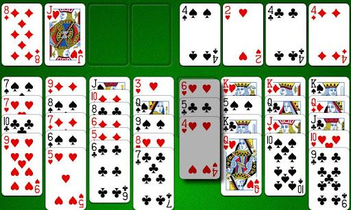 FreeCell Solitaire apkmind screenshots 1