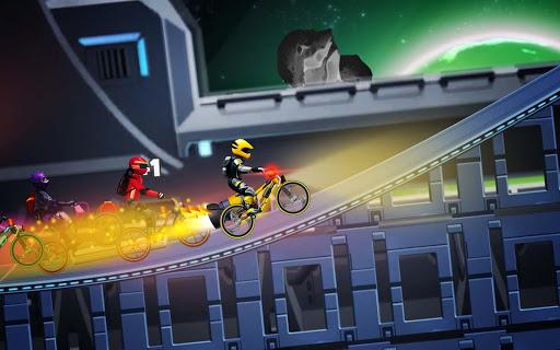 High Speed Extreme  Bike Race Game: Space Heroes 3.39 screenshots 7