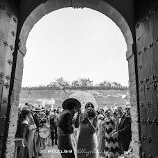 Wedding photographer Juanjo Ruiz (pixel59). Photo of 24.11.2017