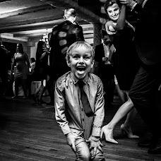 Wedding photographer Magdalena Sobieska (saveadream). Photo of 03.10.2018