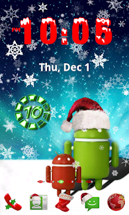 Christmas Theme- screenshot thumbnail
