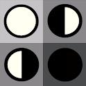 Moon phases icon